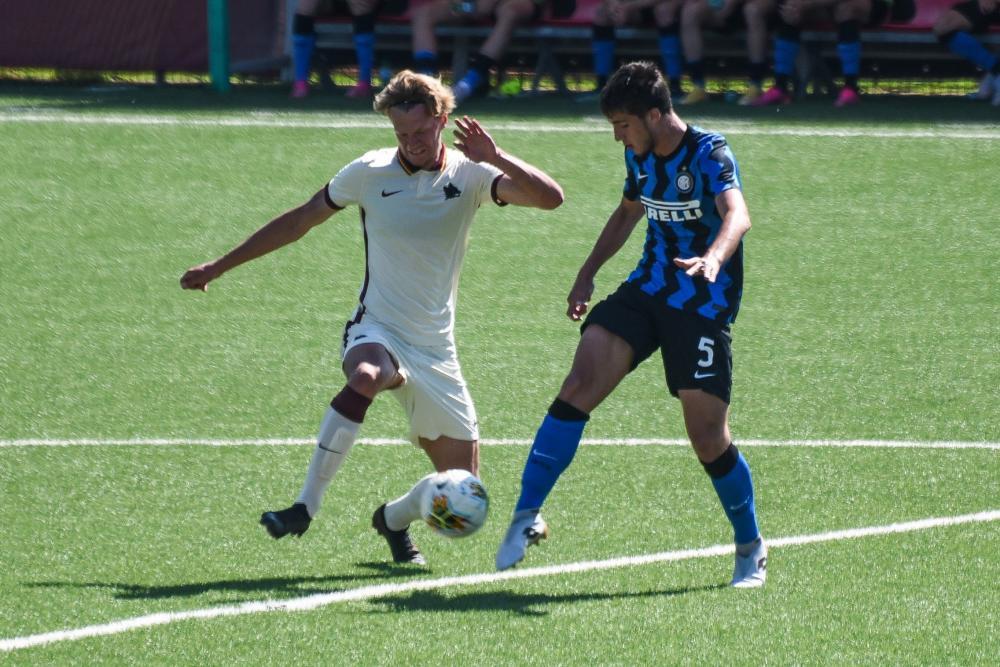 Joel Axel Krister Voelkerling Persson (AS Roma), Davide Redondi (FC Inter Milan)