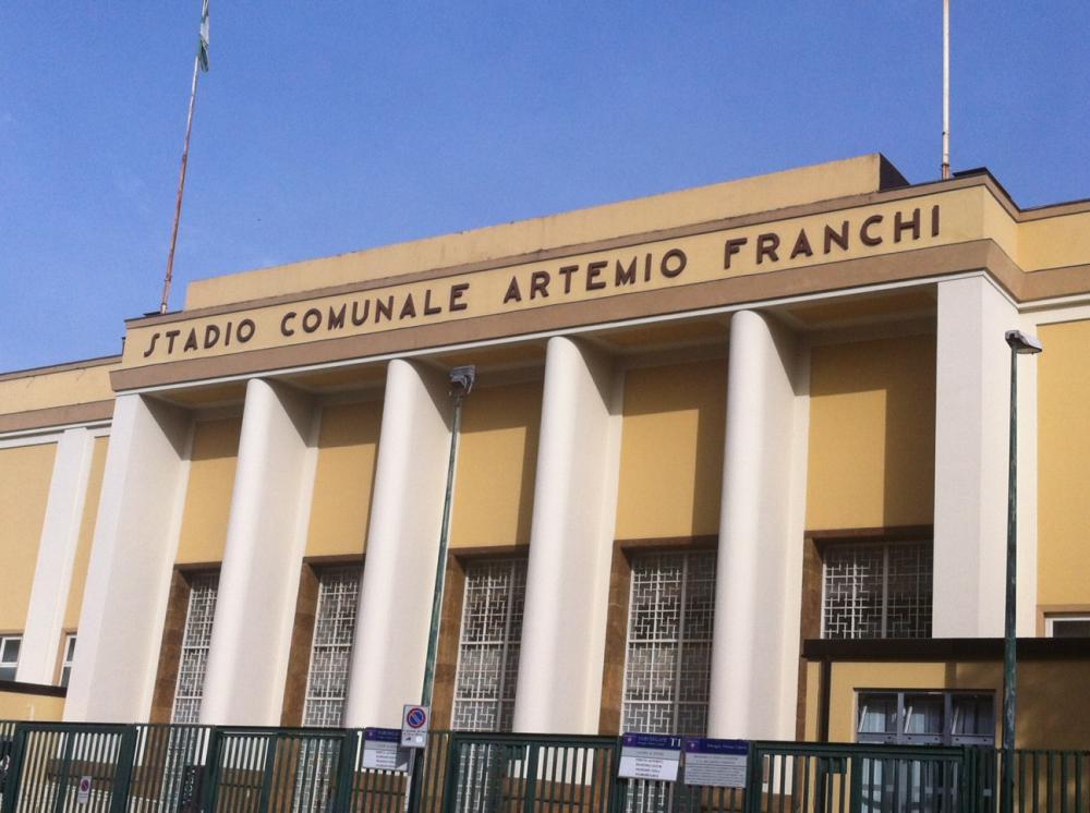 Lo Stadio Artemio Franchi